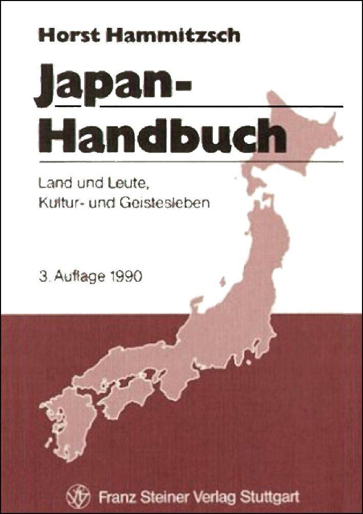 Japan - Handbuch als Buch (kartoniert)