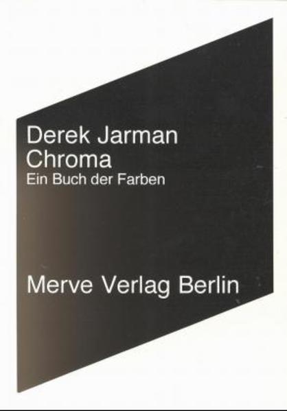 Chroma als Buch (kartoniert)