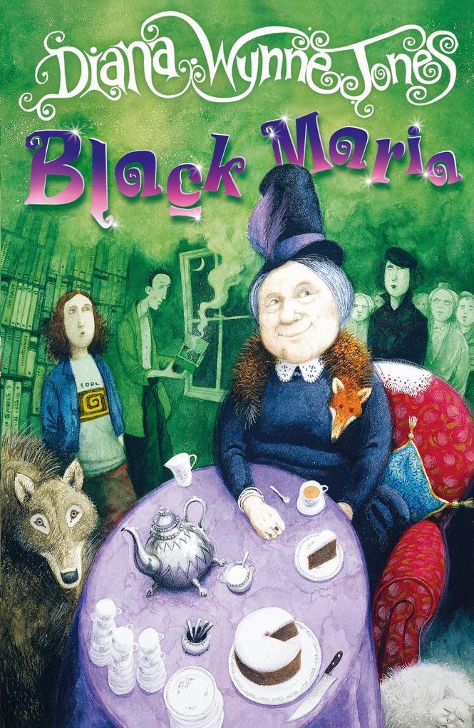 Black Maria als Taschenbuch