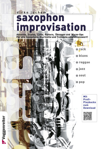 Saxophon Improvisation. Inkl. CD als Buch (kartoniert)