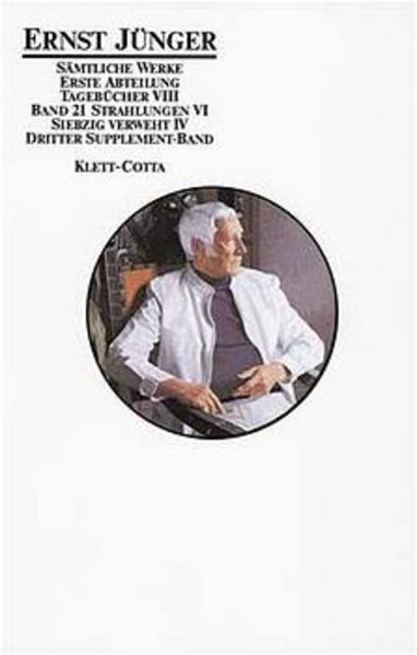 Siebzig verweht IV. 3. Supplement-Band als Buch (gebunden)