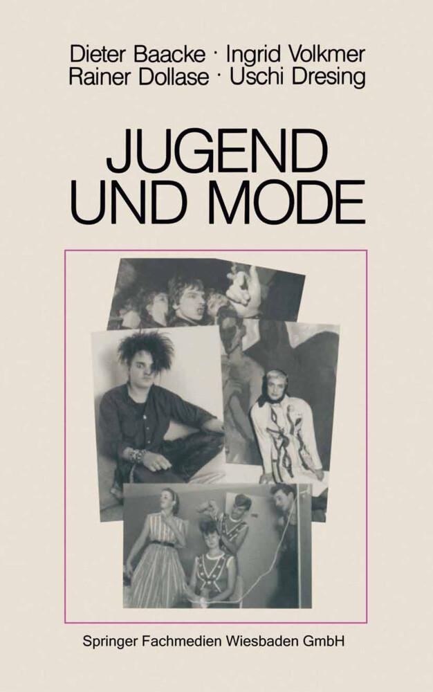 Jugend und Mode als Buch (kartoniert)
