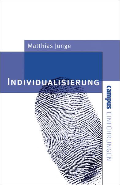 Individualisierung als Buch (kartoniert)
