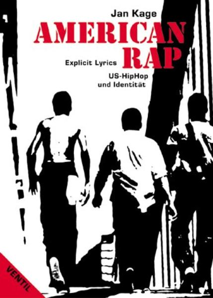 American Rap als Buch (kartoniert)