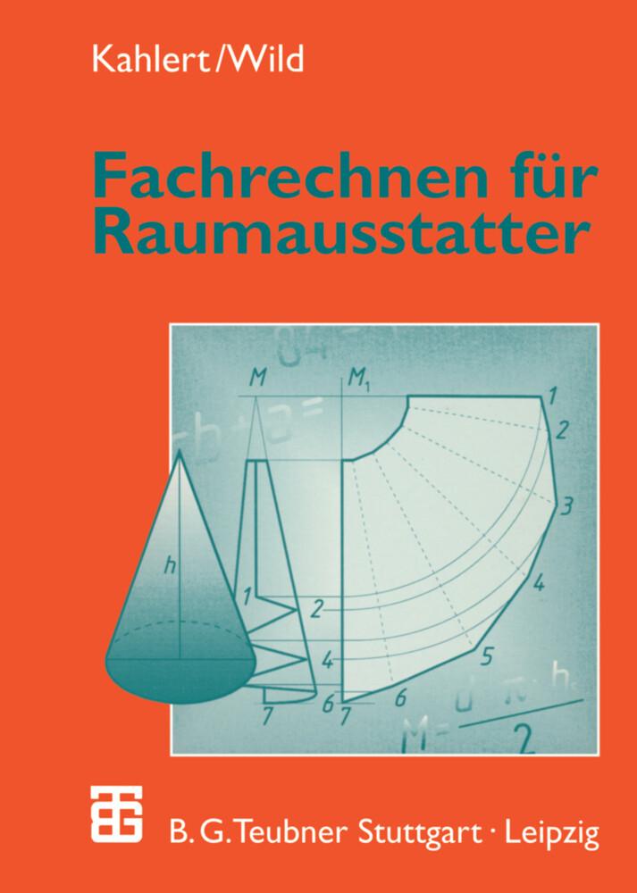 Fachrechnen für Raumausstatter als Buch (kartoniert)