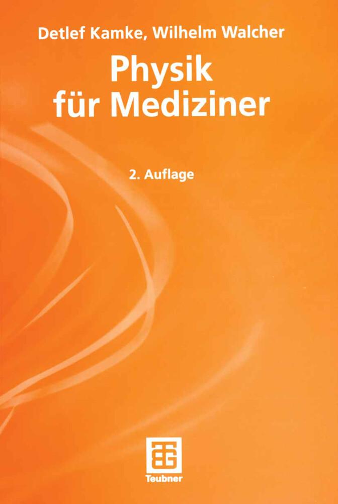 Physik für Mediziner als Buch (kartoniert)
