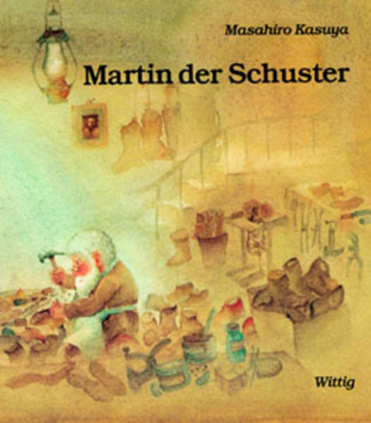 Martin, der Schuster als Buch (kartoniert)
