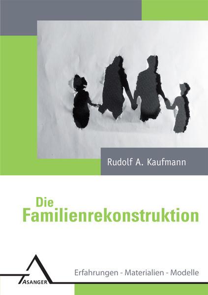 Die Familienrekonstruktion als Buch (kartoniert)