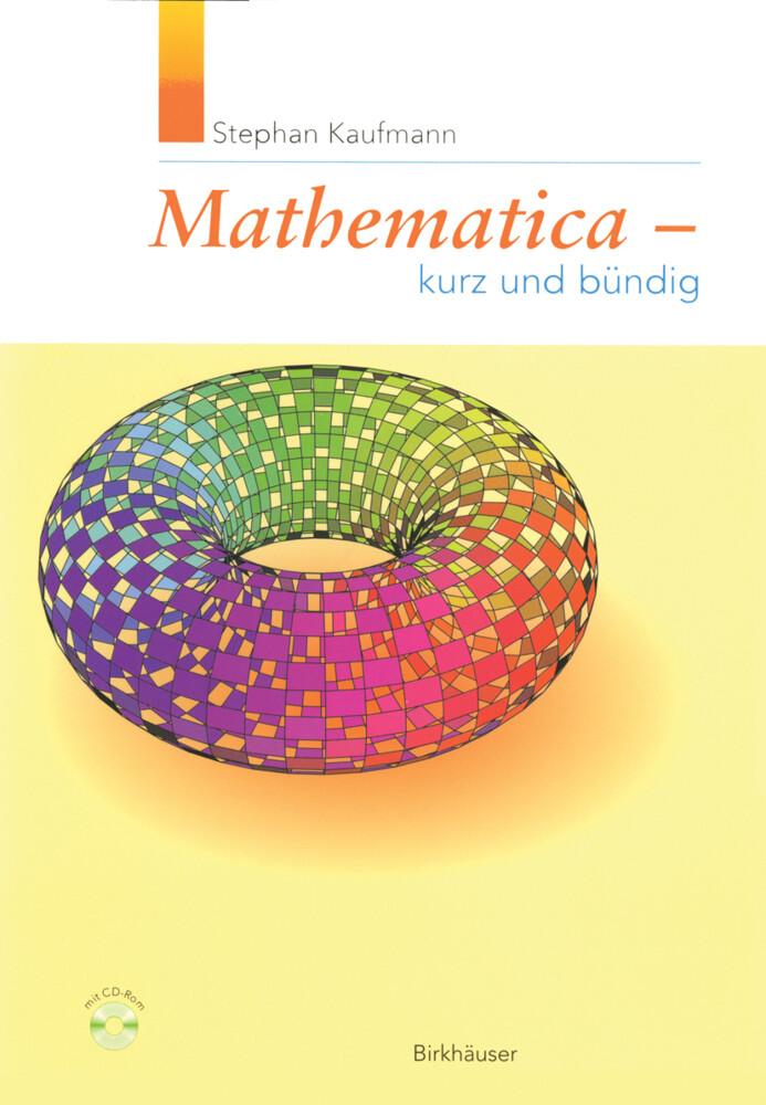 Mathematica, kurz und bündig als Buch (kartoniert)