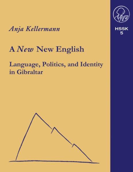A new New English Language, Politics and Identity in Gibraltar als Buch (kartoniert)