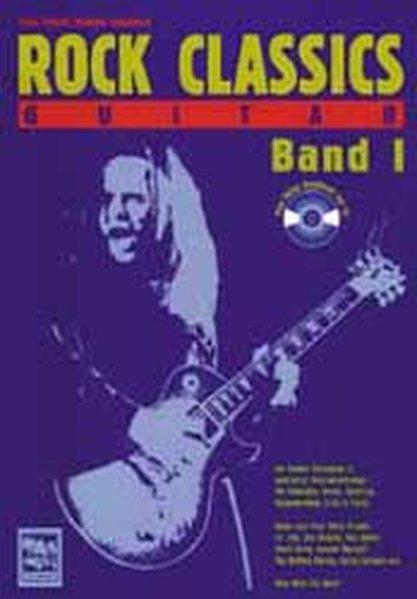 ROCK CLASSICS ' Guitar' 1. Inkl. CD als Buch (kartoniert)