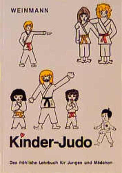 Kinder - Judo als Buch (kartoniert)