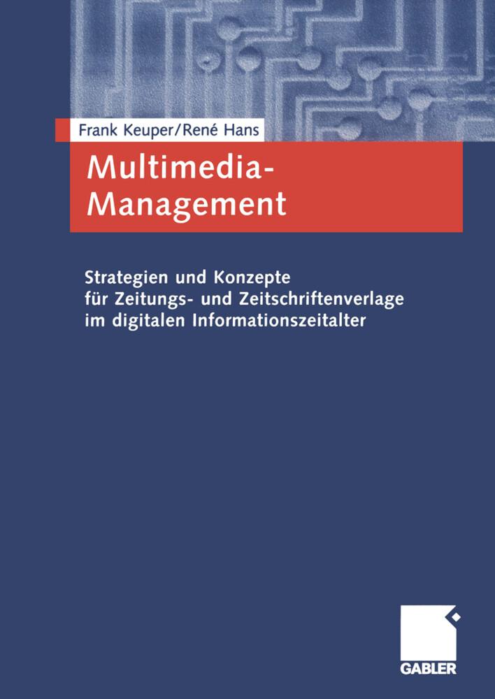 Multimedia-Management als Buch (kartoniert)