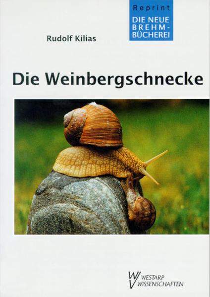 Die Weinbergschnecke als Buch (kartoniert)