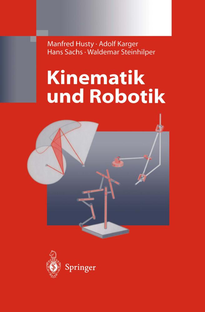 Kinematik und Robotik als Buch (gebunden)