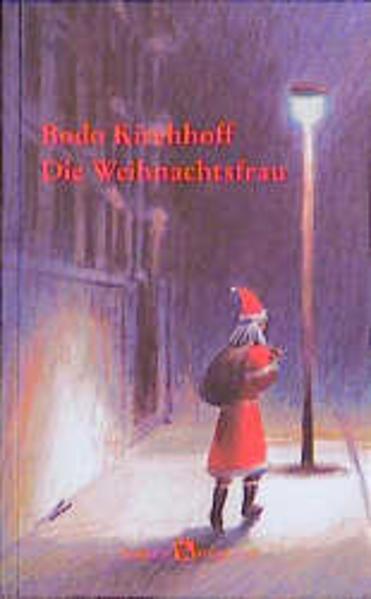 Die Weihnachtsfrau als Buch (gebunden)