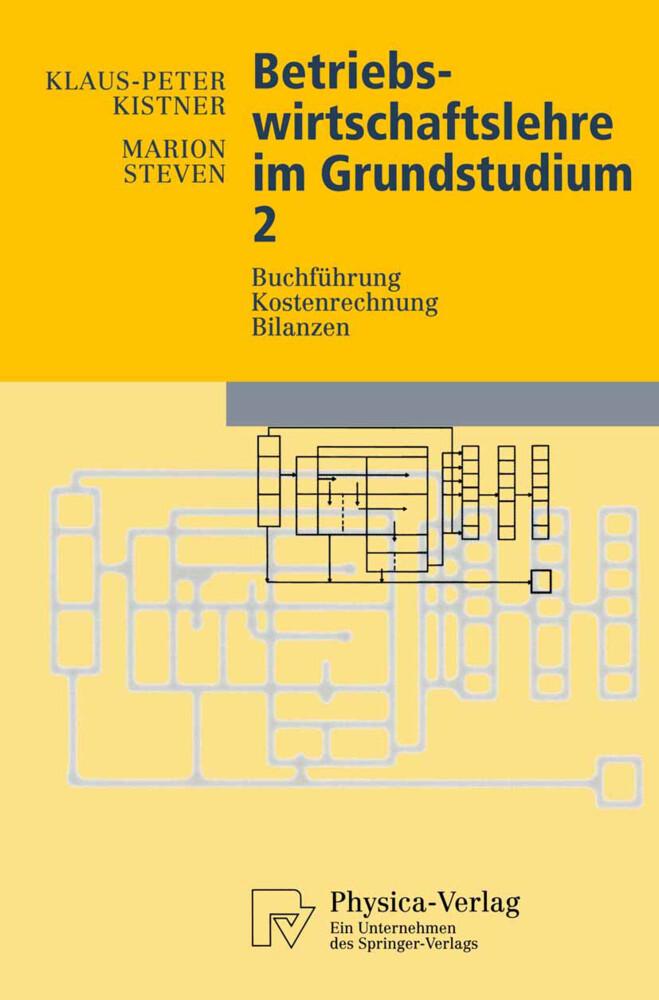 Betriebswirtschaftslehre im Grundstudium 2 als Buch (kartoniert)