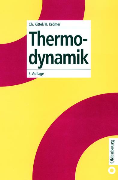 Thermodynamik als Buch (gebunden)
