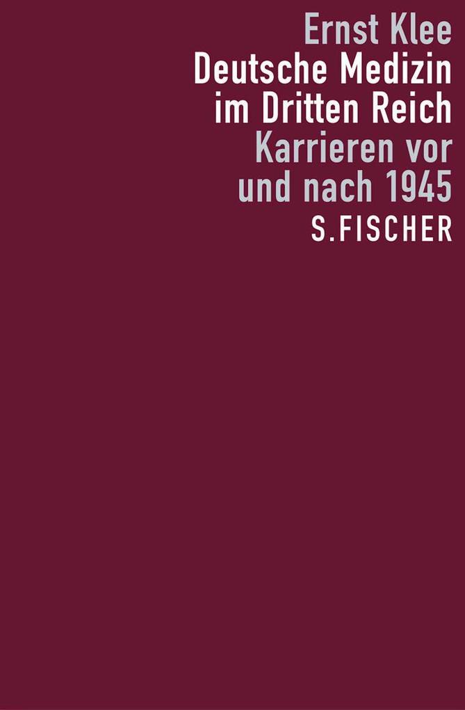 Deutsche Medizin im Dritten Reich als Buch (gebunden)