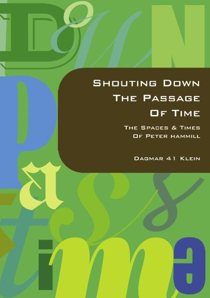 Shouting Down the Passage of Time als Buch (gebunden)