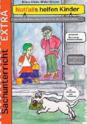 Notfalls helfen Kinder als Buch (kartoniert)