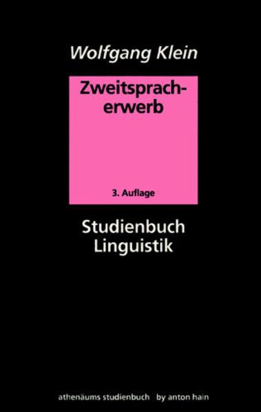 Zweitspracherwerb als Buch (kartoniert)