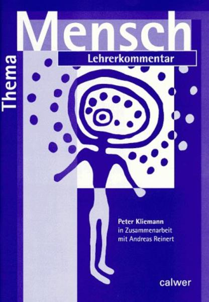 Thema: Mensch. Lehrerkommentar als Buch (kartoniert)