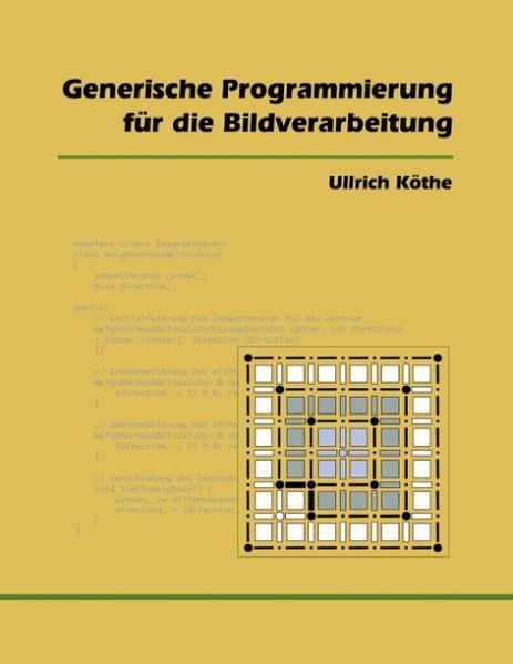 Generische Programmierung für die Bildverarbeitung als Buch (gebunden)