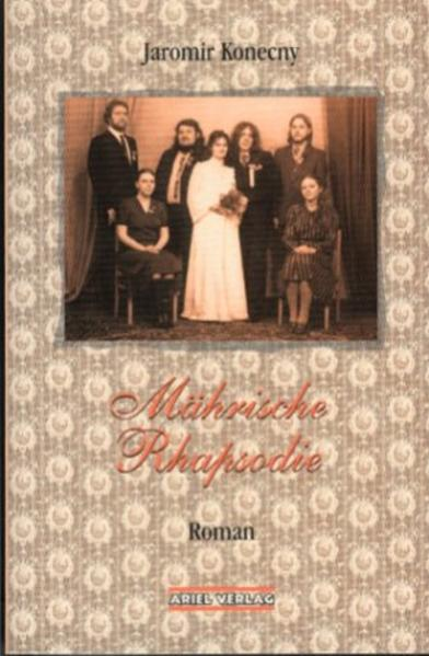 Mährische Rhapsodie als Buch (kartoniert)