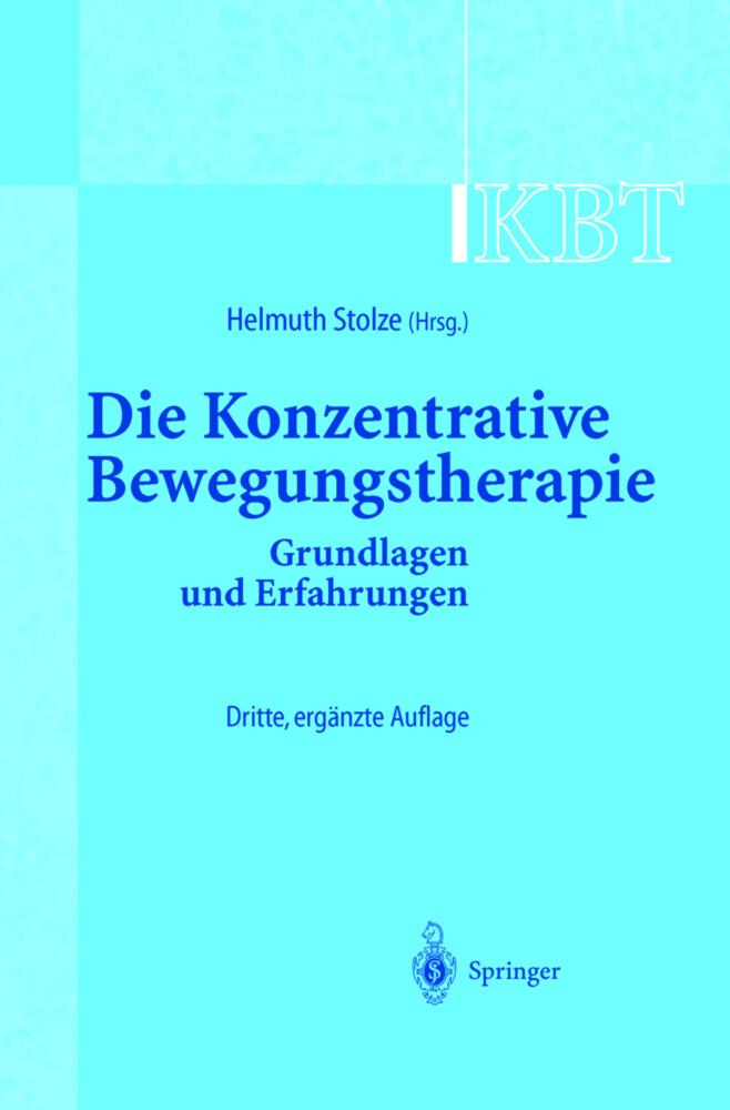 KBT - Die Konzentrative Bewegungstherapie als Buch (kartoniert)
