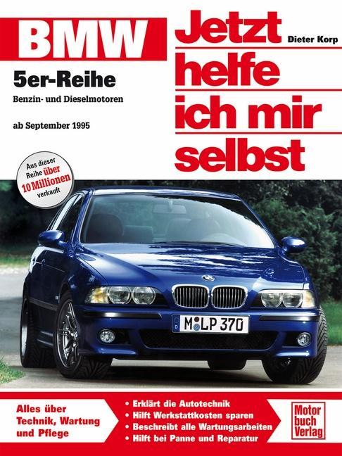 BMW 5er Reihe ab September 1995 (E 39) als Buch (kartoniert)