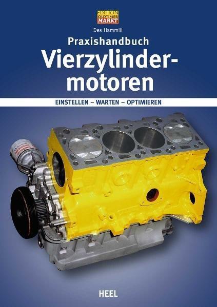 Vierzylinder-Motoren als Buch (gebunden)