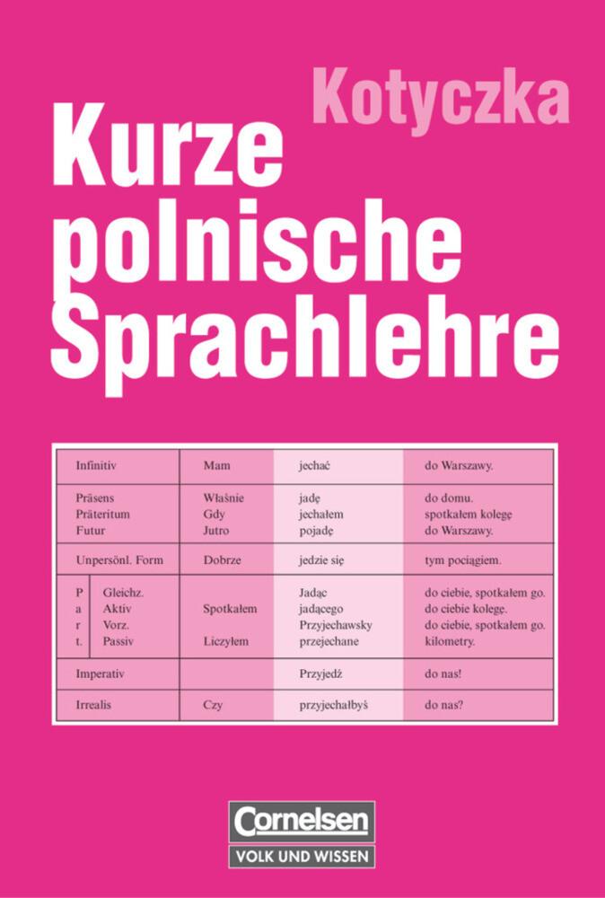Kurze polnische Sprachlehre als Buch (kartoniert)