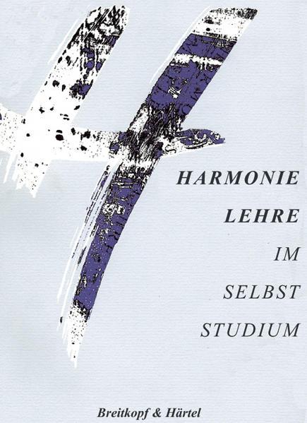 Harmonielehre im Selbststudium als Buch (kartoniert)