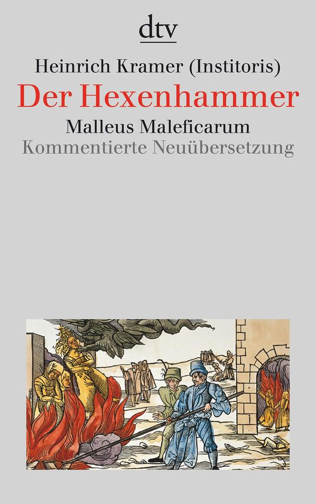 Der Hexenhammer als Taschenbuch