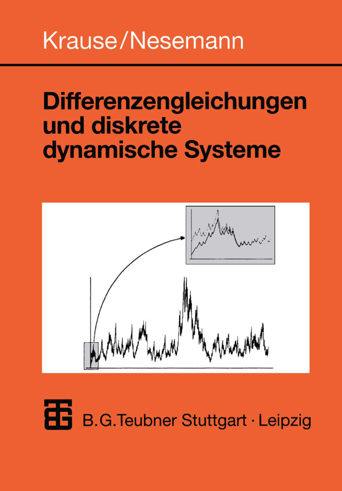 Differenzengleichungen und diskrete dynamische Systeme als Buch (kartoniert)