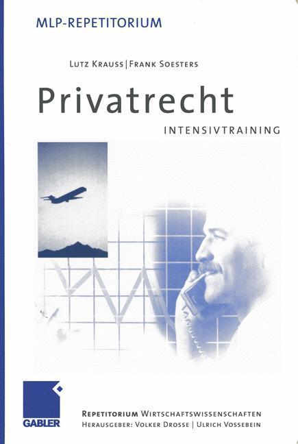 Privatrecht als Buch (kartoniert)