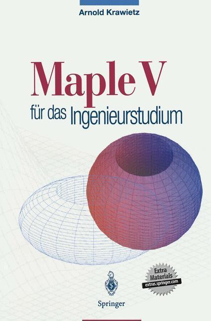 Maple V für das Ingenieurstudium als Buch (kartoniert)