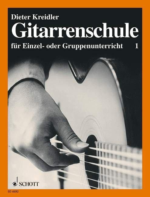 Gitarrenschule für Einzel- oder Gruppenunterricht 1 als Buch (kartoniert)