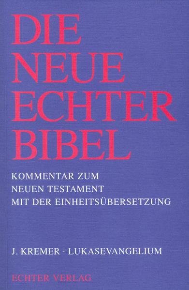 Lukasevangelium als Buch (kartoniert)