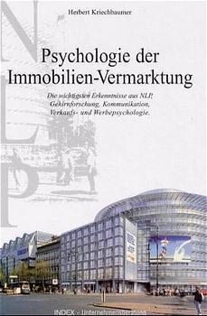 Psychologie der Immobilien-Vermarktung als Buch