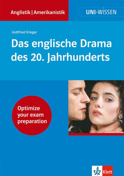 Das englische Drama des 20. Jahrhunderts als Buch (kartoniert)