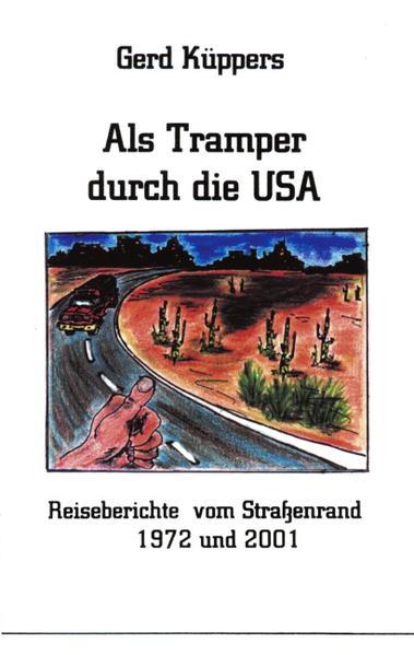 Als Tramper durch die USA als Buch (kartoniert)