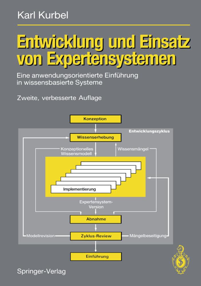 Entwicklung und Einsatz von Expertensystemen als Buch (kartoniert)