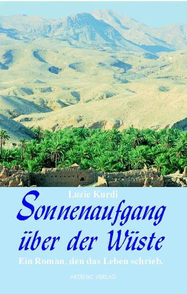 Sonnenaufgang über der Wüste als Buch (kartoniert)
