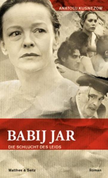 Babij Jar - Die Schlucht des Leids als Buch (gebunden)