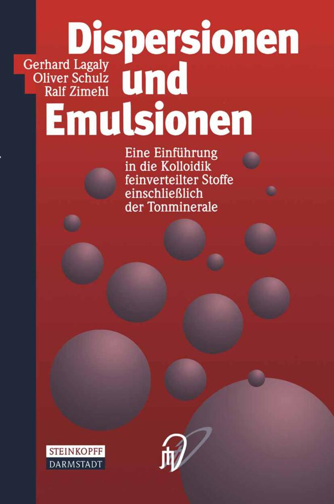 Dispersionen und Emulsionen als Buch (kartoniert)