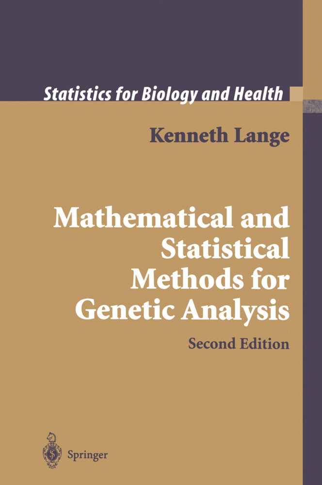 Mathematical and Statistical Methods for Genetic Analysis als Buch (gebunden)
