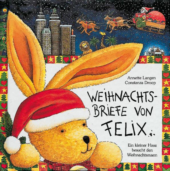 Weihnachtsbriefe von Felix als Buch (kartoniert)