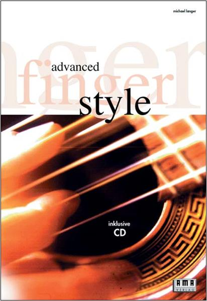 Advanced Fingerstyle. Mit CD als Buch (kartoniert)